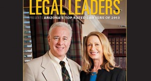 Legal Leaders - Wilenchik and Bartness